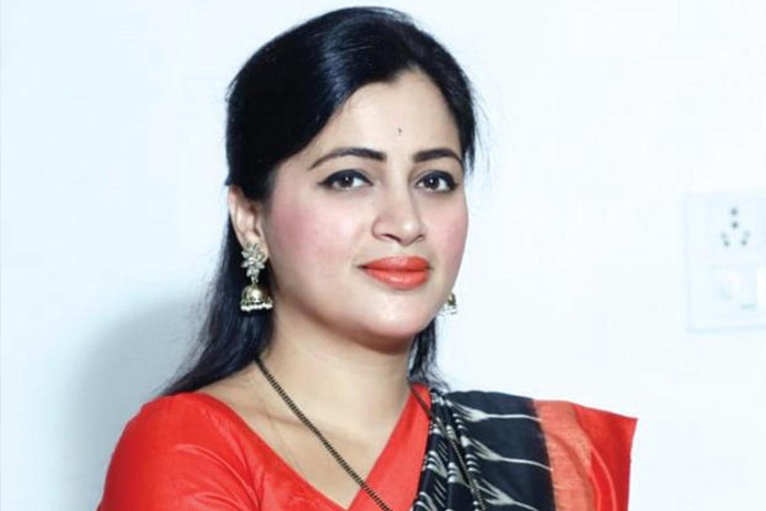 Telugu heroine won in Amravati constituency