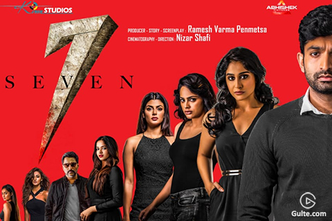 7 - Seven Movie Review
