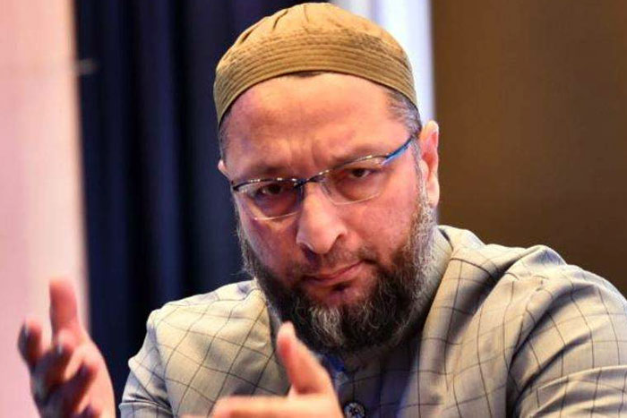 Give Us Opposition Status - Owaisi
