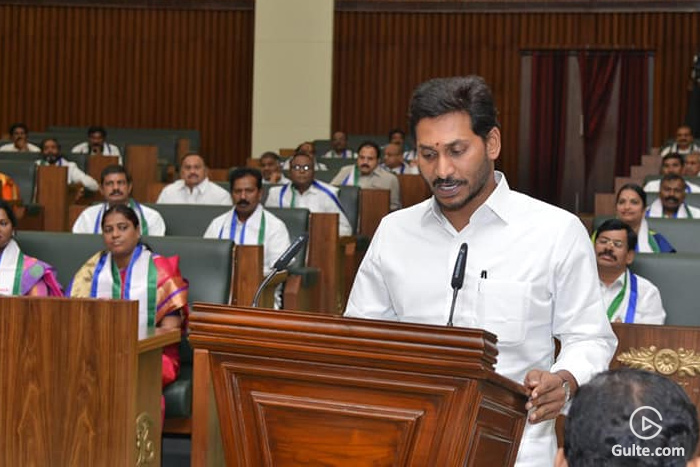 Can snatch 5 MLAs and decline opposition status to TDP: CM Jagan
