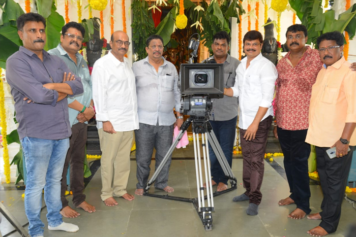 Balayya's New Movie Launched