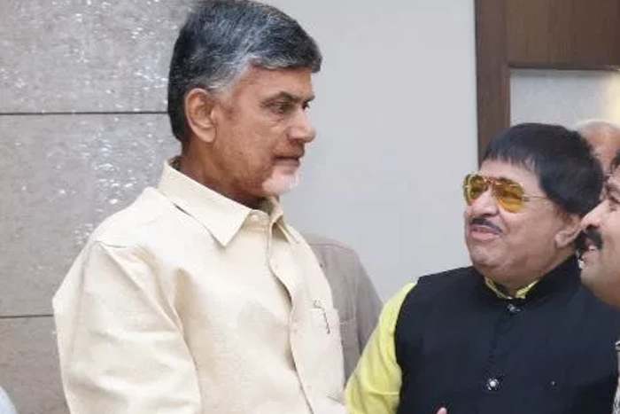 TDP Leader Ambika Krishna All Set to Join BJP!
