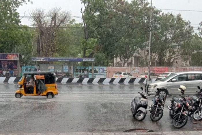 It Rained In Chennai, Finally!