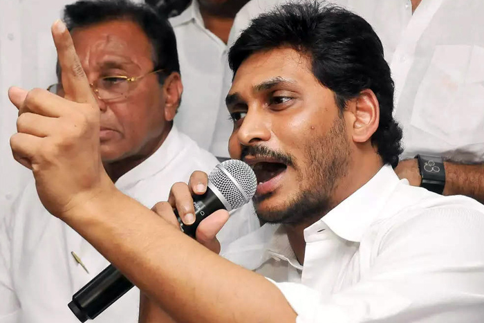 Can CM Jagan Dare To Touch Them?