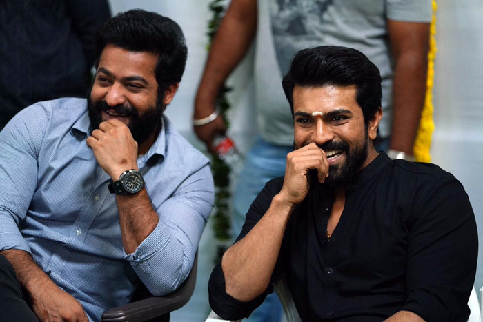 #RRR: 3 Cr Introduction Song For NTR & Charan