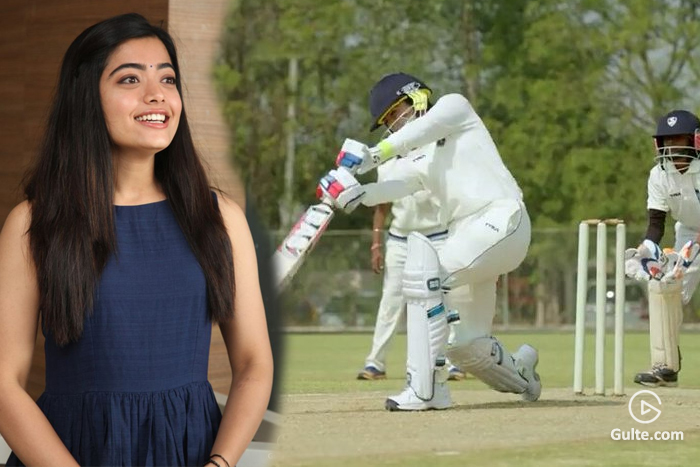 4 Months Of Efforts Behind Cricketer Lilly