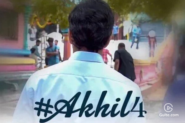 Starting Troubles Continue For #Akhil4