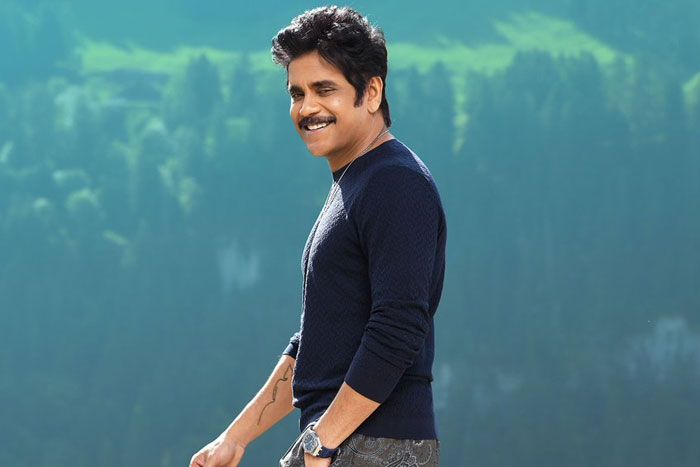 Nagarjuna Spreading All The Wings For Promotions
