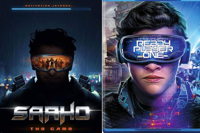 Saaho Game Poster: The Copying Doesn't Stop