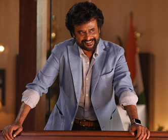 Rajinikanth Darbar Movie Stills