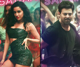Saaho First Single Psycho Saiyyan Stills