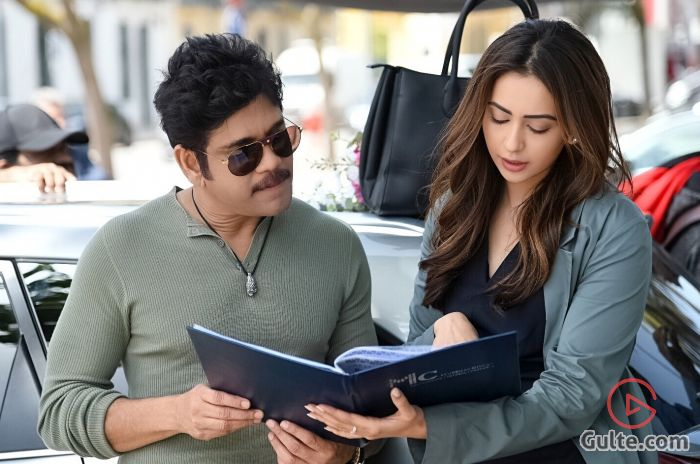 Day 1: Manmadhudu 2 Collects 5.03 Cr