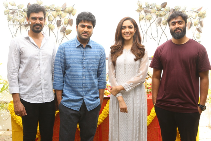 Sharwa's Next With Debut Director!