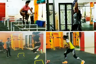 Watch: The Brutal Training Behind the Shining Gold