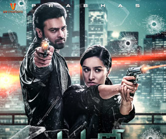 Saaho First Day Posters