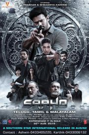 Saaho Movie Latest Posters