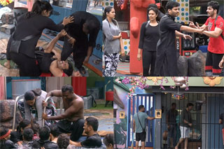 #BiggBoss3: Thieves Task Cancelled, Two Contestants Jailed
