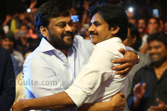 If Chiru Is CM Candidate, Pawan Will Support BJP?