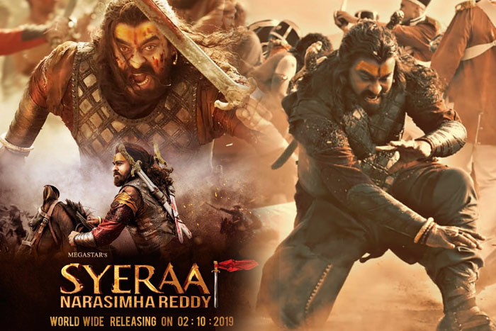 After Baahubali, Sye Raa's Action Sequences Are Matchless