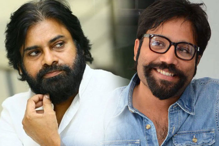 Producers Asking Pawan's Appointment For Sandeep Vanga?