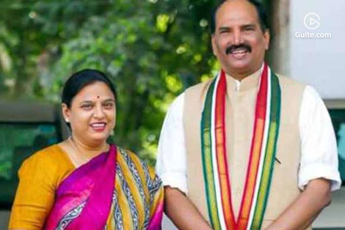 Uttam pressure works out, Wife gets ticket