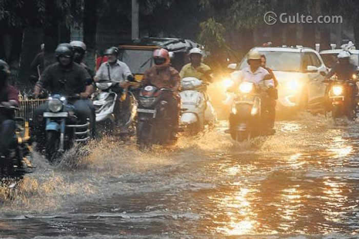Hyderabad records heavy rainfall in 111 years