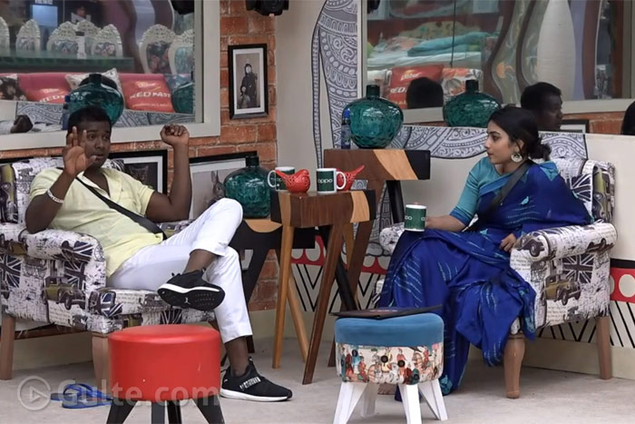 #BiggBoss3: Punarnavi Provokes Rahul To The Core