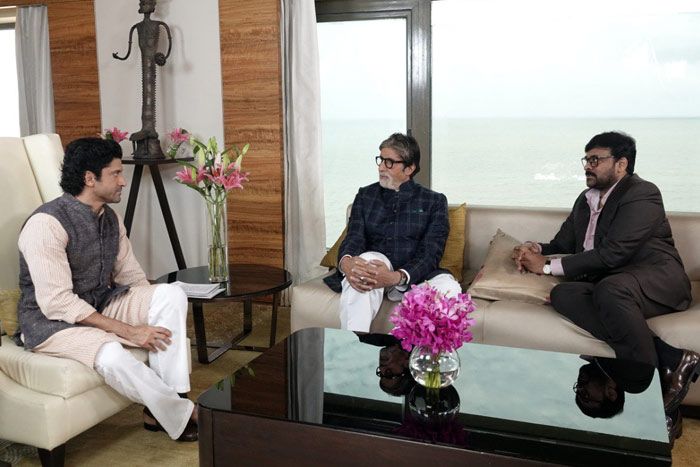 Chiru & Rajini Did Not Listen To My Advice: Big B