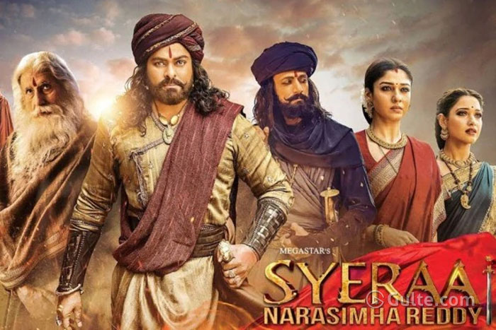 Amazon buys 'Sye Raa' for a record price?