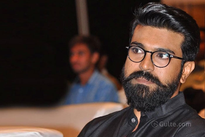 Now, Charan should focus on his films