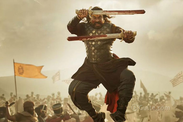 Sye Raa Hits $2.5 Million In North America