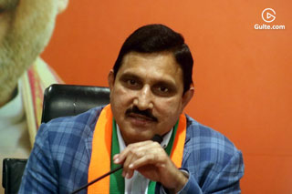 TDP Is Confined To One Family: Sujana Chowdary