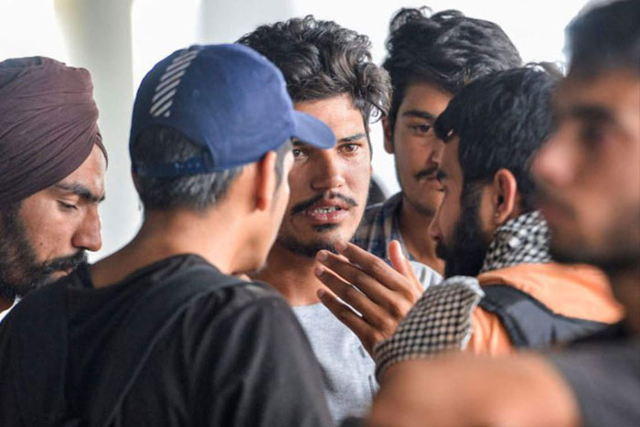 Mexico deported 311 Indians; sent them back to Delhi