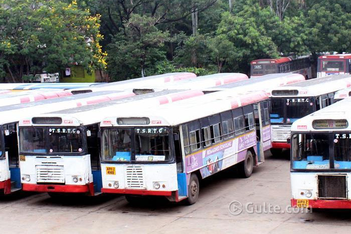 Can't Pay Salaries: TSRTC Tells HC
