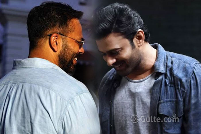 Hot Shot Hindi Director Meets Prabhas, What's Up?
