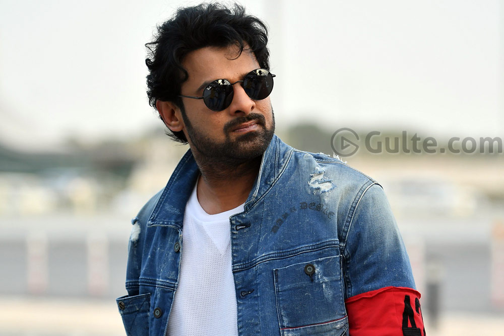 Prabhas Disappointed His Fans On Three Counts