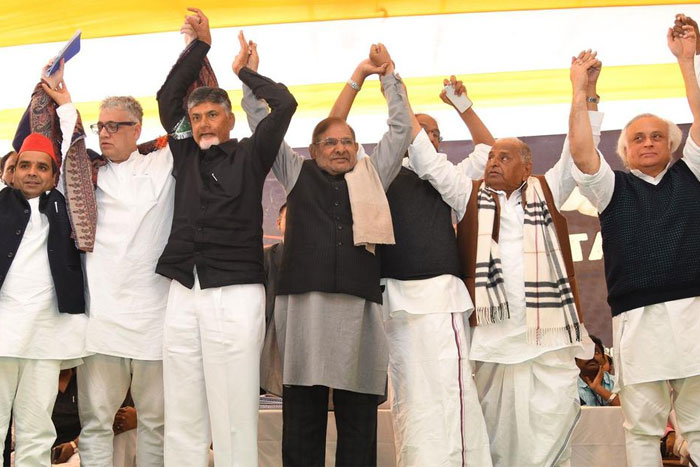High Court Shocked Over Naidu's Expenses