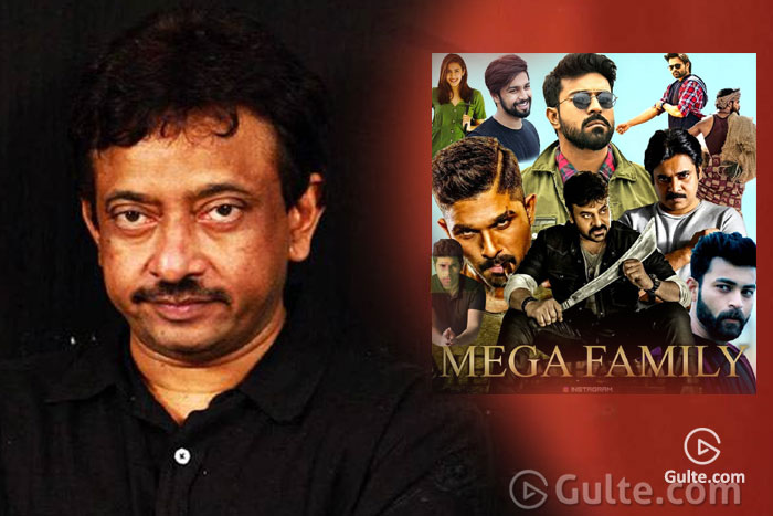 RGV Fools Everyone With 'Mega Family'