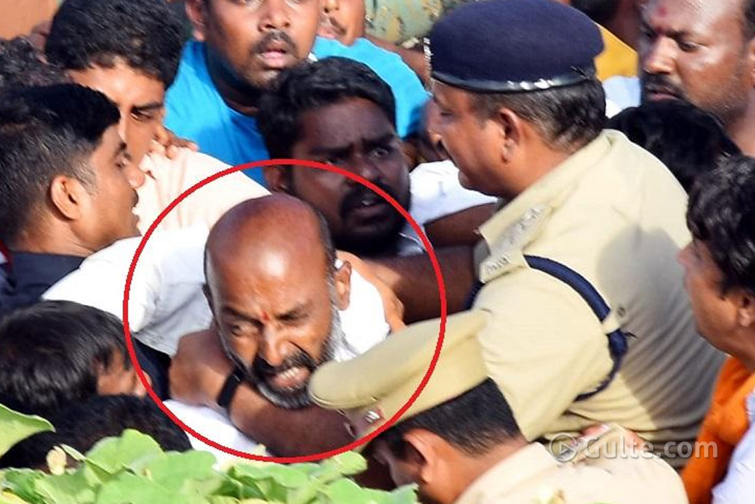 Centre Serious on Telangana Police!