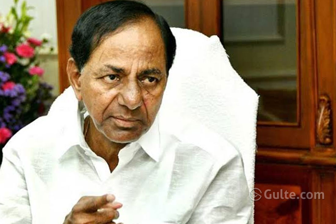 KCR's new shock to TSRTC, asked to pay 452.86 cr dues