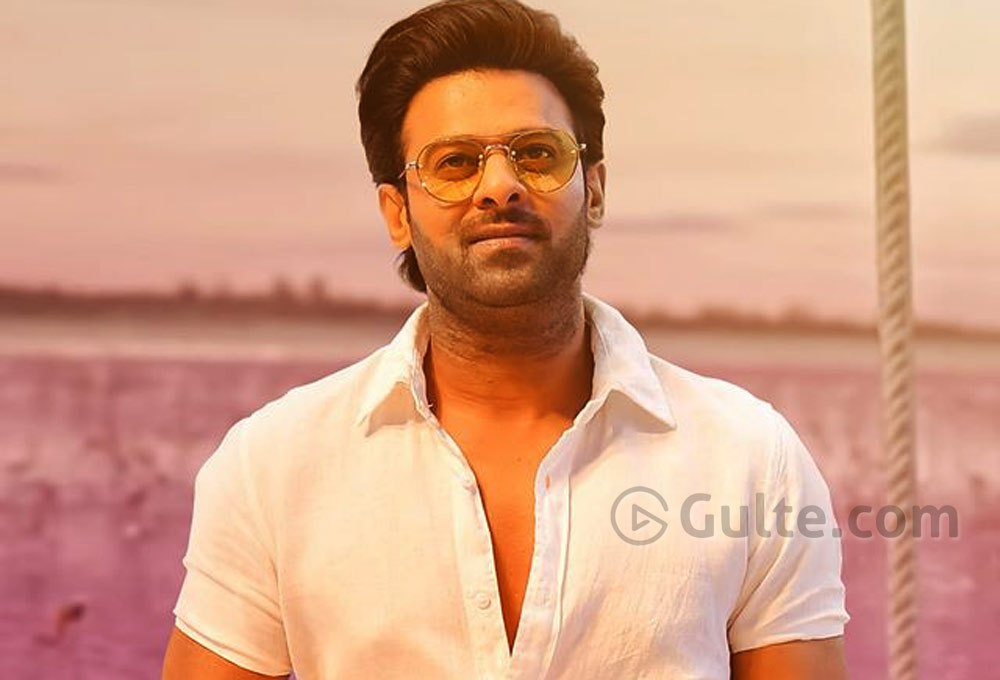 Saaho Impact: Prabhas Brings Europe To RFC