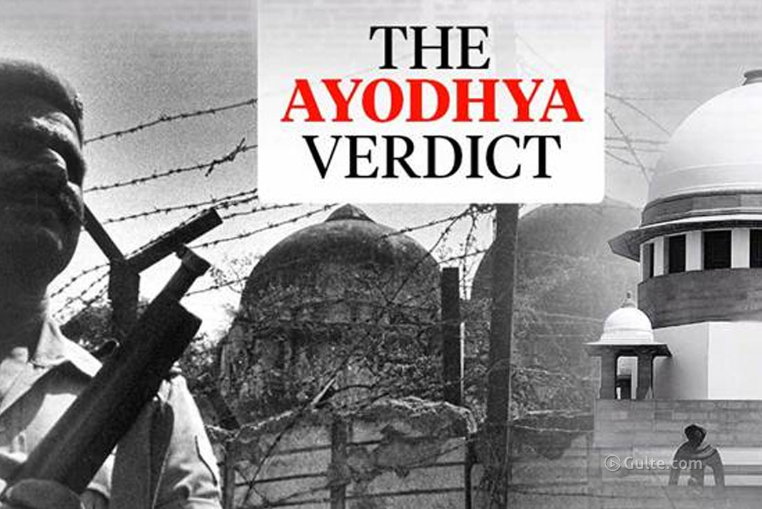 134-Year-Old Ayodhya Dispute: Final Verdict Today