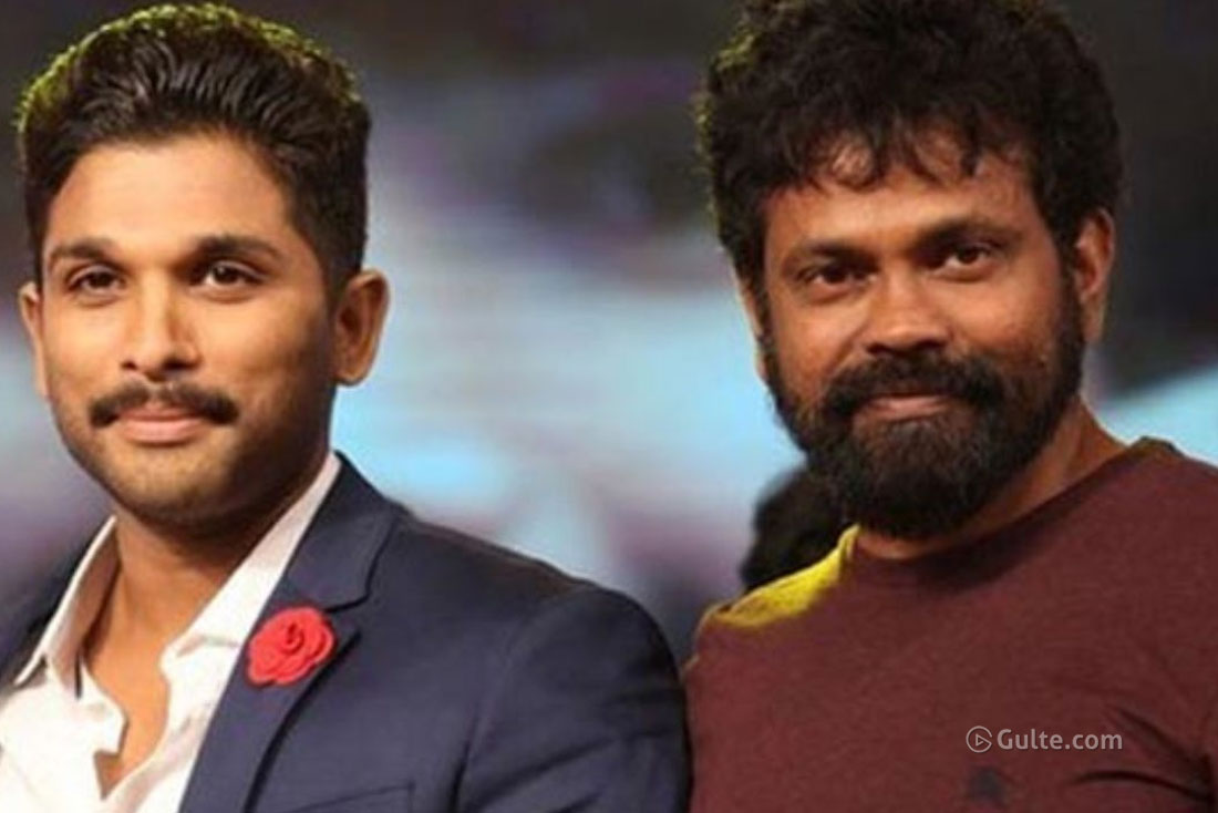 #AA And Sukumar Film Not Happening From December