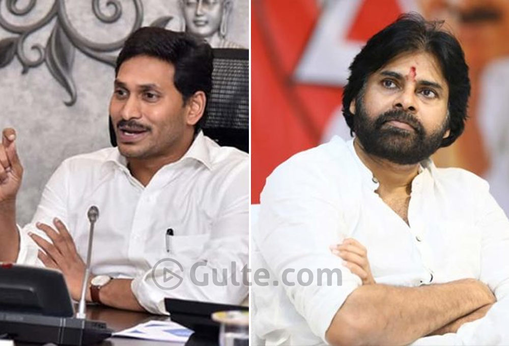 #PatientYCP Trends After YCP Makes Fun of Pawan's Tweet