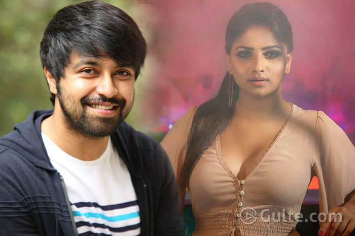 Another Heroine Walks Out: Third Beauty For Mega Alludu