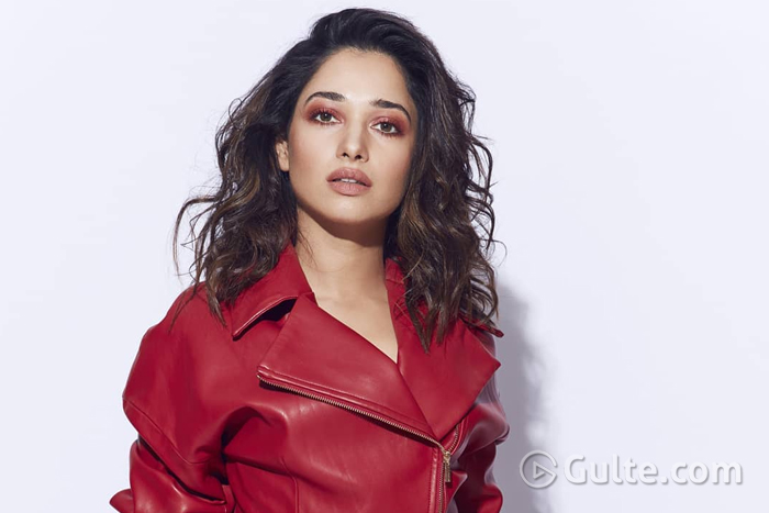 Tamannaah! No One Is Dying To See You Kissing