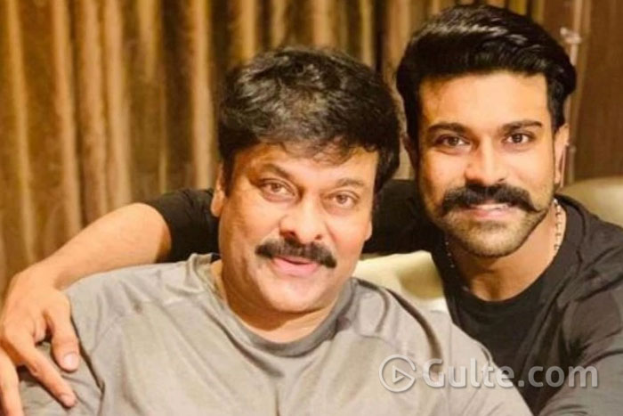 Megastar & Charan Moving Into New 'Mega' Palace