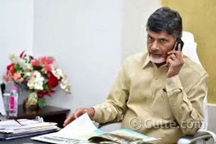 YCP Wants Early Hearing On Naidu's 'Cash For Vote' Case