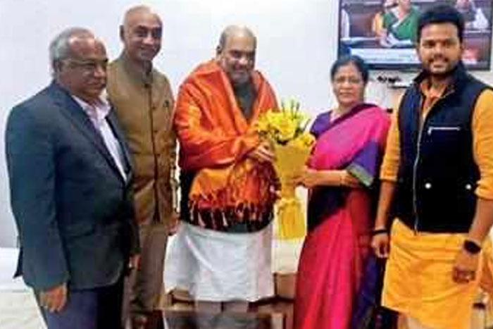 I Know, I'll Take Care - Amit Shah Tells TDP MPs!