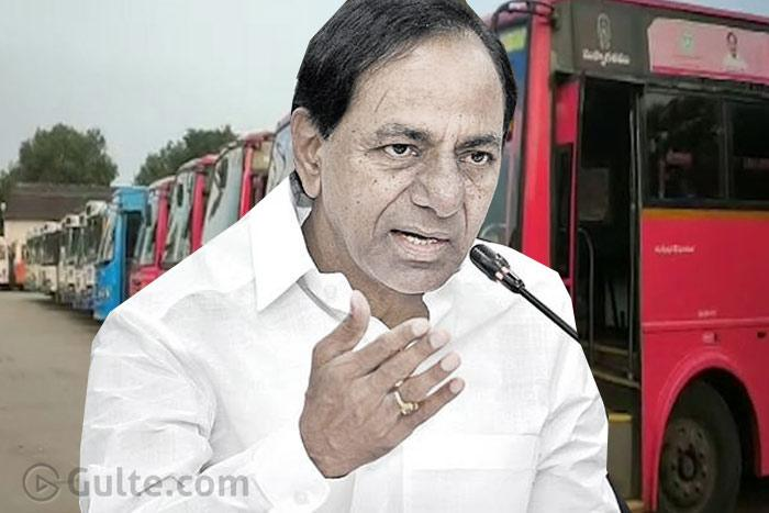 KCR punch to RTC JAC leaders